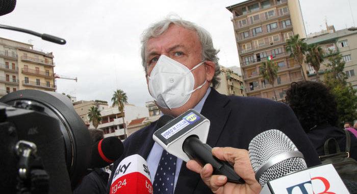 Covid: Emiliano a Governo, zona rossa per Foggia e Bat