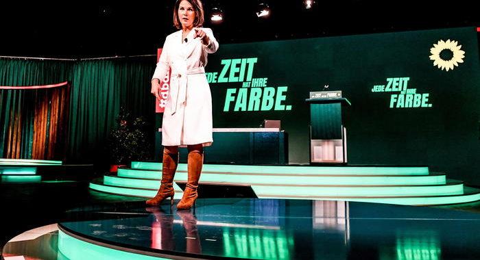 Germania: al via congresso Verdi, c'è Tichanowskaja