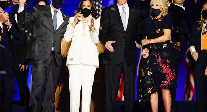 Kamala Harris, Biden ha vinto nettamente elezioni