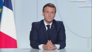 Macron: il picco della seconda ondata è passato. Riaperture in 3 tappe