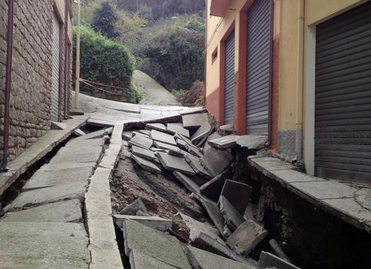 Maltempo: alluvione in Sardegna, due morti e due dispersi