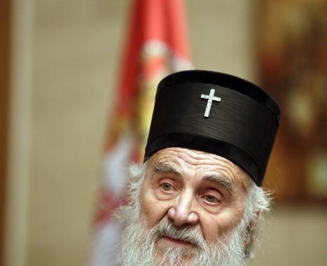 Morto di Covid a Belgrado patriarca serbo ortodosso Irinej
