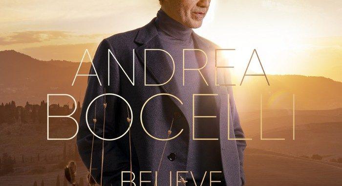 Musica: Bocelli, in Believe la mia fede e la mia infanzia