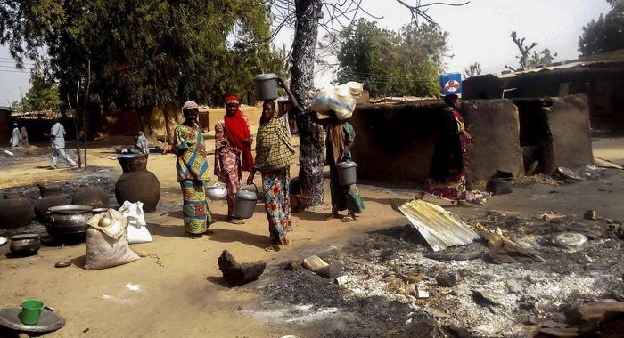 Nigeria: 43 contadini sgozzati da Boko Haram nel Borno