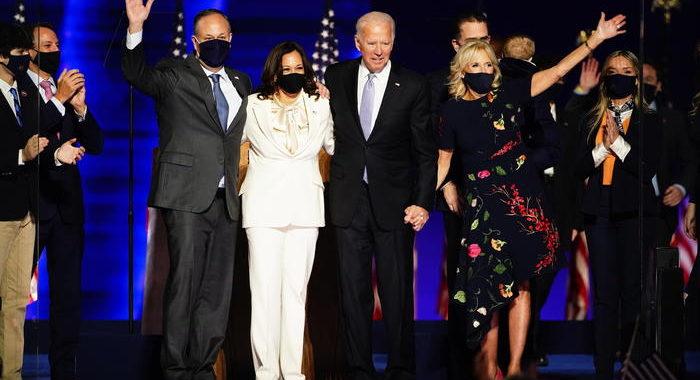Online sito e Twitter per la 'transizione' Biden-Harris