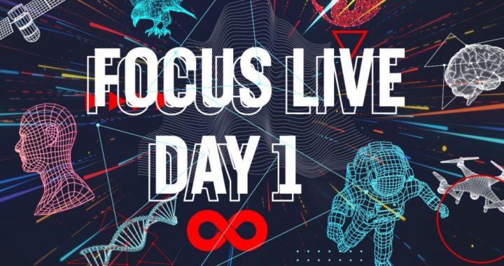 Ore 13: Luca Parmitano dà il via a Focus Live 2020