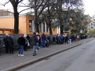 Screening di massa in Alto Adige: positivo l'1% dei test