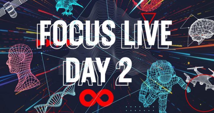 Segui la seconda giornata di Focus Live
