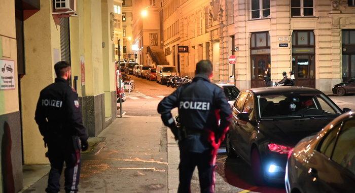 Spari a Vienna vicino a Sinagoga, un morto