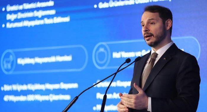 Turchia: si dimette ministro delle Finanze
