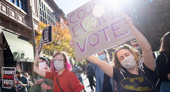 Usa 2020: Pennsylvania, 'potremmo conoscere vincitore oggi'