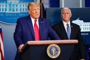 """Usa, Trump valuta annuncio ricandidatura per il 2024 durante """"Inauguration day"""""""