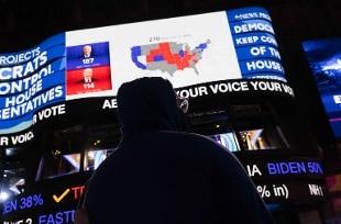 Usa2020: la Waterloo dei sondaggisti