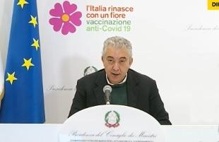 Arcuri: Italia prima in Europa per somministrazioni. A breve vaccino agli ultra 80enni