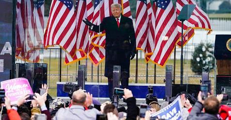 Assalto al Congresso. Trump interviene in un video su Twitter: elezioni rubate, ma ora andate a casa