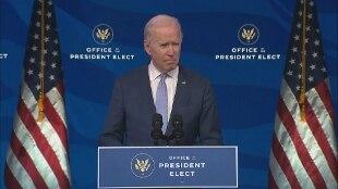 Biden: America è democrazia, non abbiamo mai visto niente di simile, Trump intervenga