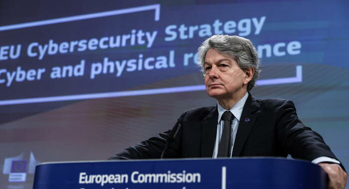 Breton, Ue e Usa siano alleati per nuove regole Big Tech