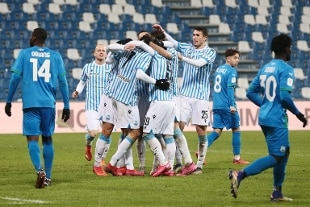 Coppa Italia, prosegue favola della Spal: eliminato il Sassuolo