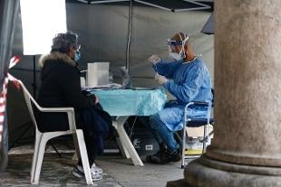 Coronavirus: 14.245 nuovi contagi e 347 morti
