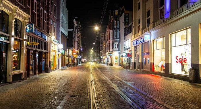Covid: Paesi Bassi verso una nuova stretta