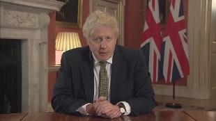 Gran Bretagna, Johnson annuncia un nuovo lockdown nazionale