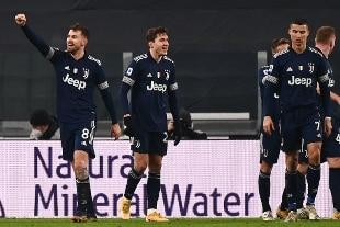 La Juve non si ferma più: battuto 3-1 un bel Sassuolo