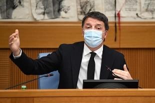 Renzi: Conte non ha i numeri? Si va al Quirinale e si fa un altro governo