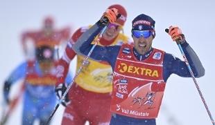Sci nordico: Pellegrino vince lo sprint in Val Mustair