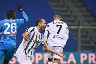 Supercoppa italiana alla Juve: al 'Mapei', Napoli battuto 2-0