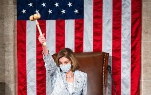 Usa, la Camera approva la procedura di impeachment di Trump