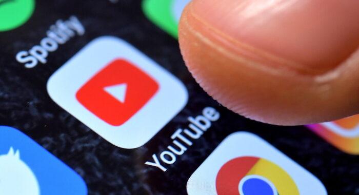 Usa: YouTube estende sospensione Trump per una settimana