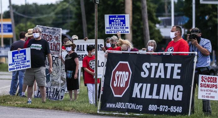 Usa:corte d'appello revoca lo stop a due esecuzioni federali