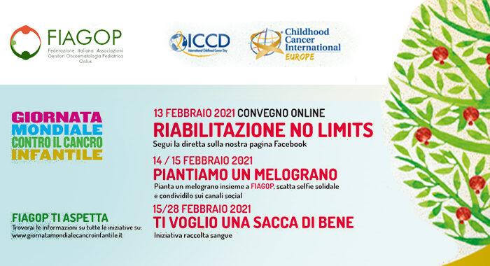 15 febbraio, XX Giornata mondiale contro il cancro infantile