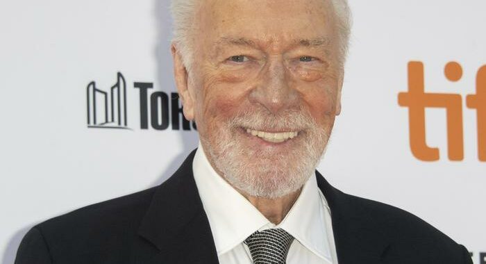 "Addio a Christopher Plummer, star di ""Sound of Music"""