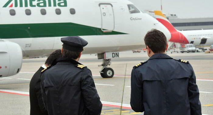 Alitalia: Draghi incontra ministri,prima riunione su dossier