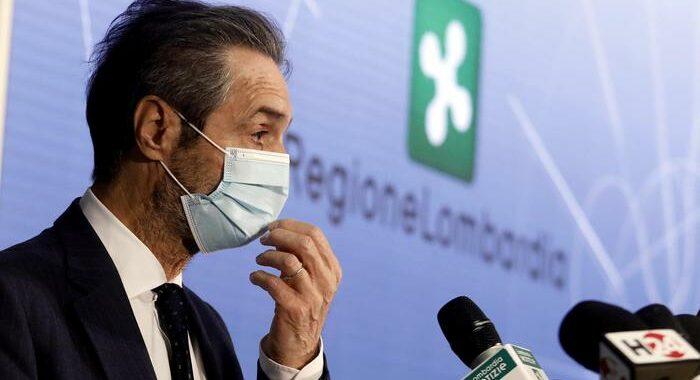 Fontana: 'Stop tagli a vaccini, Draghi si faccia sentire'