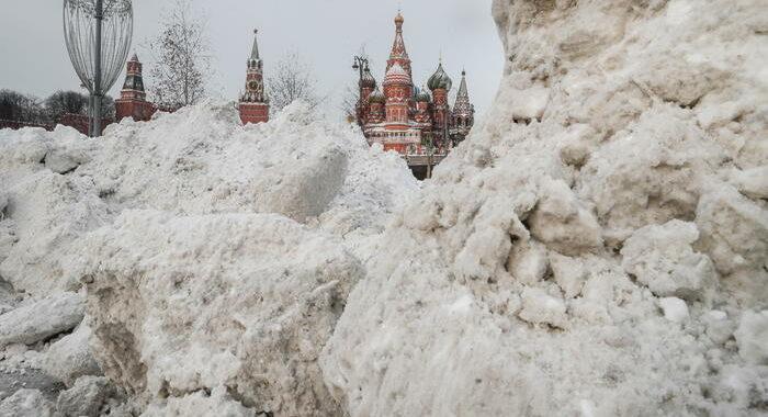 Mosca, le richieste di liberare Navalny sono ingerenze