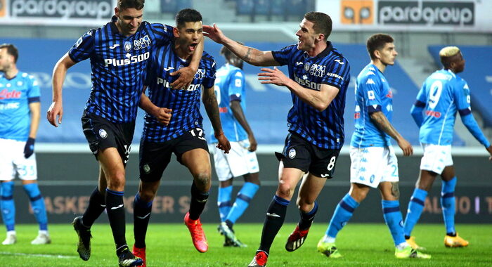 Serie A: Atalanta-Napoli 4-2