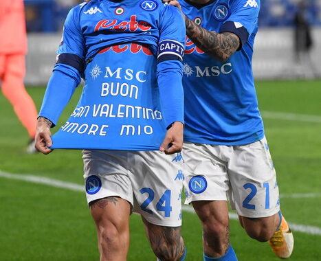 Serie A: Napoli-Juventus 1-0
