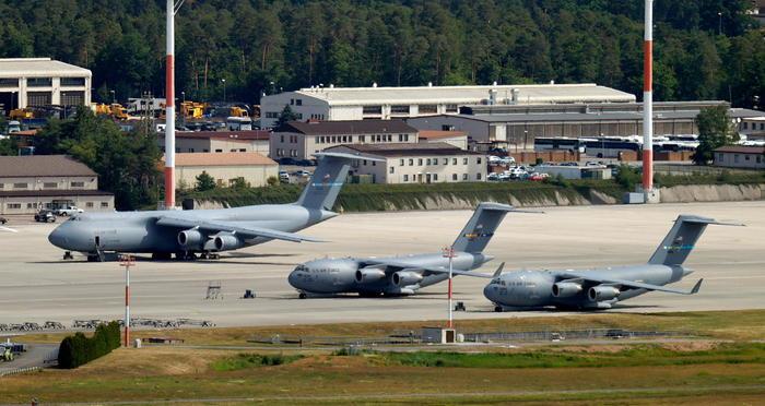 Usa congelano ritiro delle truppe dalla Germania