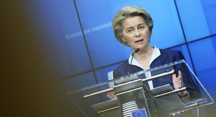 Von der Leyen, 'l'Europa si prepari all'era delle pandemie'