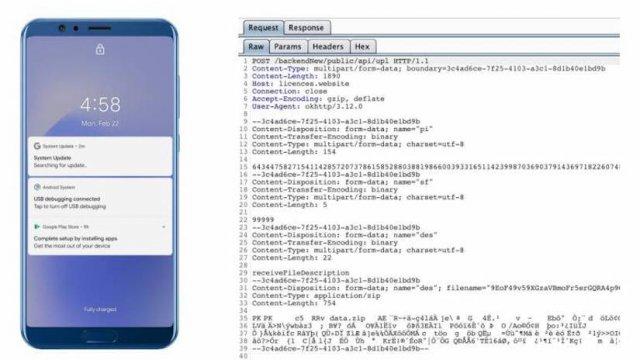 Attenzione al malware Android travestito da aggiornamento di sistema