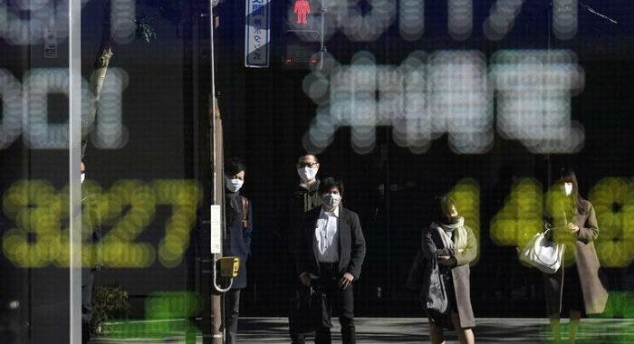 Borsa: Tokyo, apertura in calo (-0,70%)