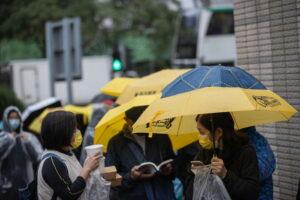 Hong Kong: Cina scoraggerà con forza le interferenze esterne