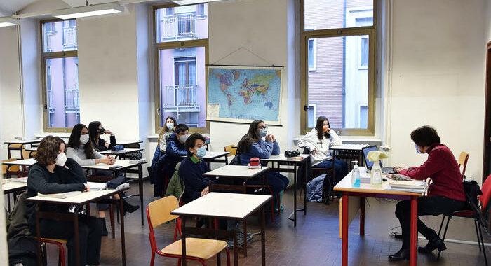 Scuola: Piemonte,da lunedì II e III media e superiori in Dad