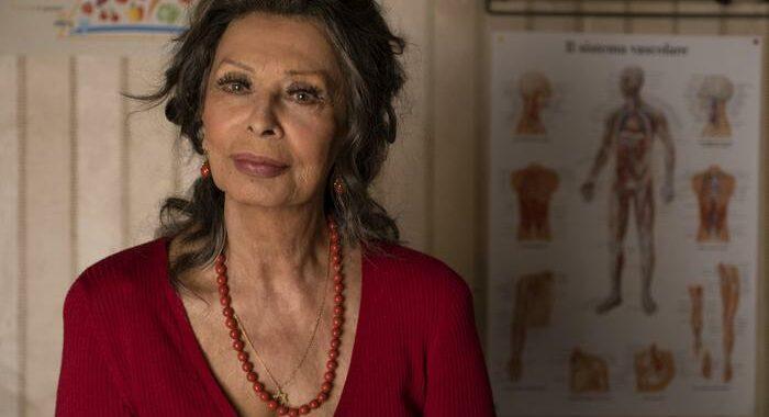 Sophia Loren miglior attrice ai premi della Aarp