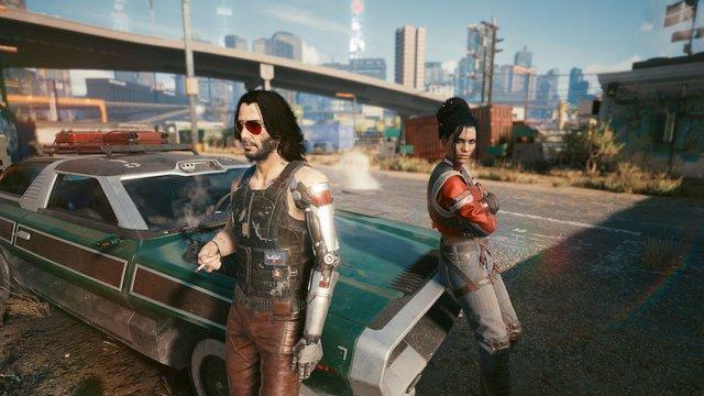CD Projekt Red sta riconsiderando il multiplayer di Cyberpunk 2077