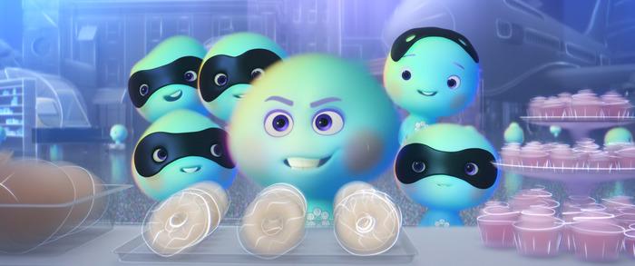 Cortellesi torna voce della ribelle Anima 22 in corto Pixar