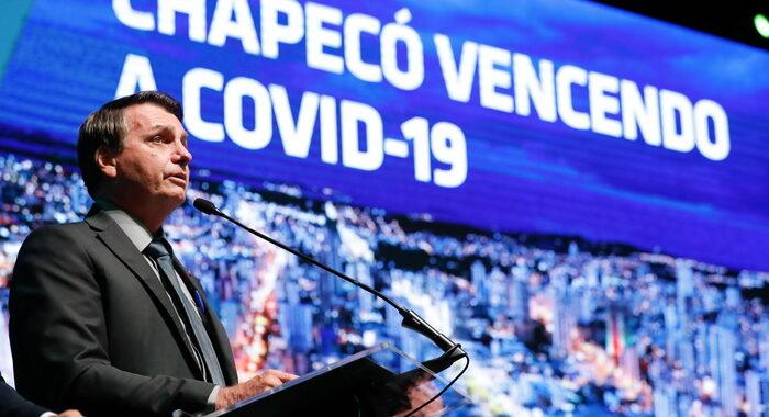 Covid: Bolsonaro, 'Brasile al limite, è una polveriera'