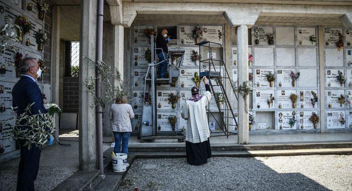 Covid: in un anno morti in Italia 269 sacerdoti